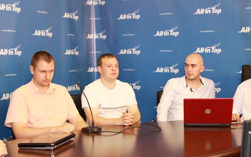 Михаил Райцин, Эдуард Левинов, Александр Люстик