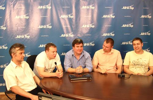 Алексей Жуков, Эдуард Левинов, Сергей Костюков, Михаил Райцин, Виктор Нагайцев