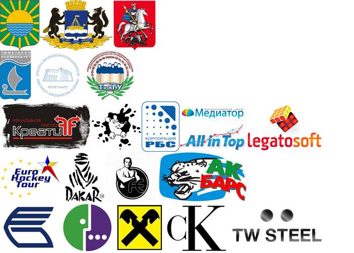 Мой жизненный путь, интересы, мечты (в виде логотипов, в иерархическом порядке, слева на право)