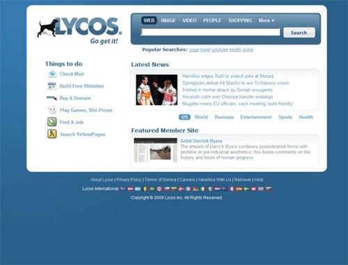 Lycos 2009