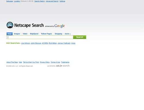 Netscape Search 2009
