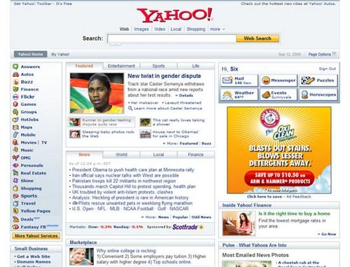 Yahoo! 2009