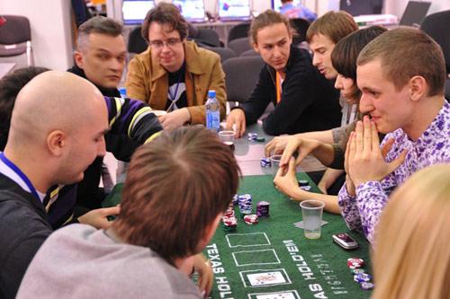 RIW–2009: Russian Internet Week. Покерный турнир Azium.