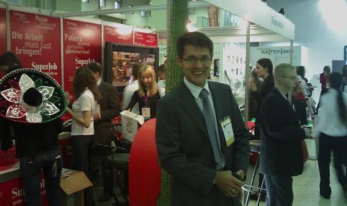 RIW–2009: Russian Internet Week. Наиль Байков.