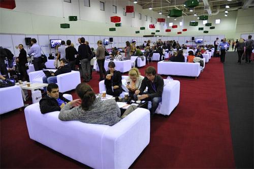 RIW–2009: Russian Internet Week. Бизнес зона.
