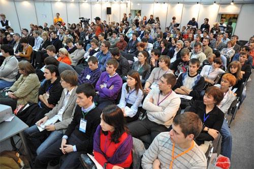 RIW–2009: Russian Internet Week. Доклад.