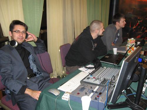Наиль Байков, СеоПульт.ТВ на конференции Ашманова 2009