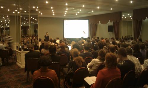 Поисковая оптимизация и продвижение сайтов в Интернете - конференция Ашманова 2009