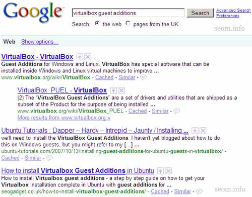 Санкции Google на страницы со спамом в комментариях