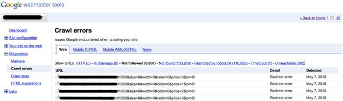 Google предоставляет информацию о сканировании для вебмастеров